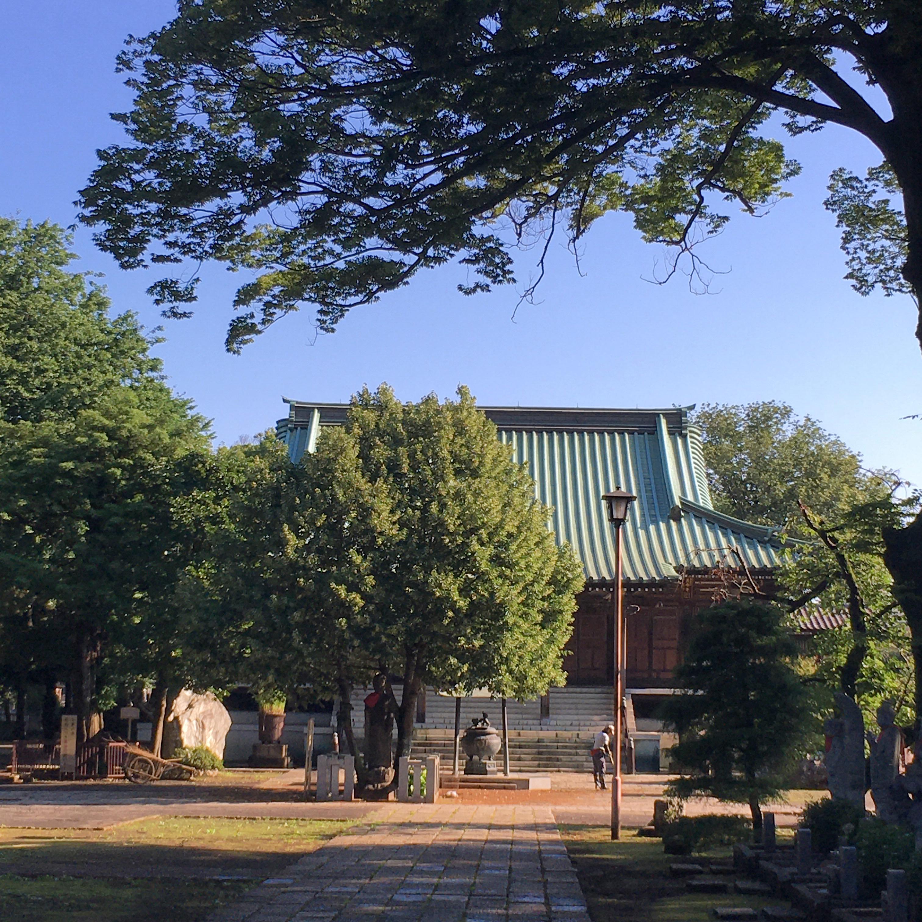 朝の長命寺